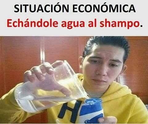 http://imagen.enviarpostales.net-Jajaj es q mi pobreza me impide comprar otro shampo xD   #risas #humor