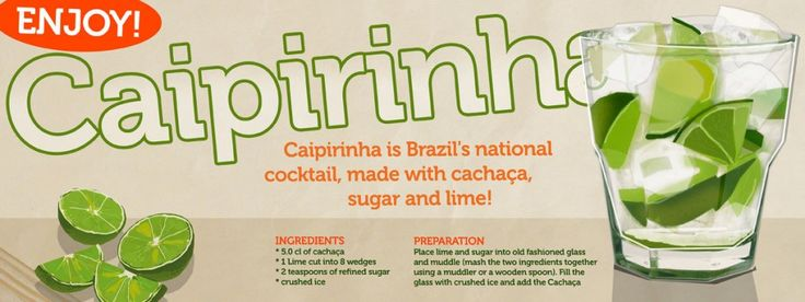 how to make - caipirinha