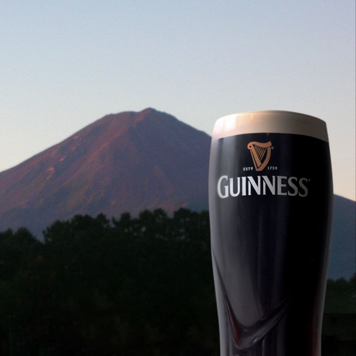 Food Science Japan: Guinness and Mountain Day