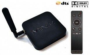 MINIX Neo X8-H Plus (X8H Plus) XMBC Google Android TV + M1 ajándék távirányító - 220volt.hu