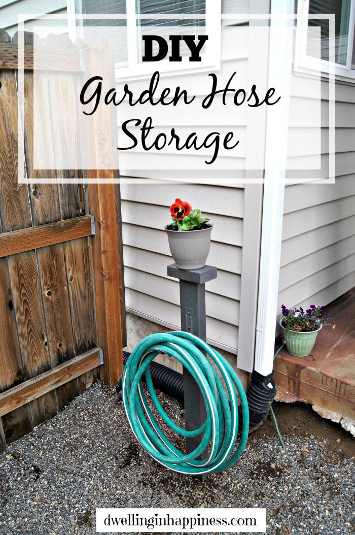 17 best ideas about Garden Hose on Pinterest Garden hose holder