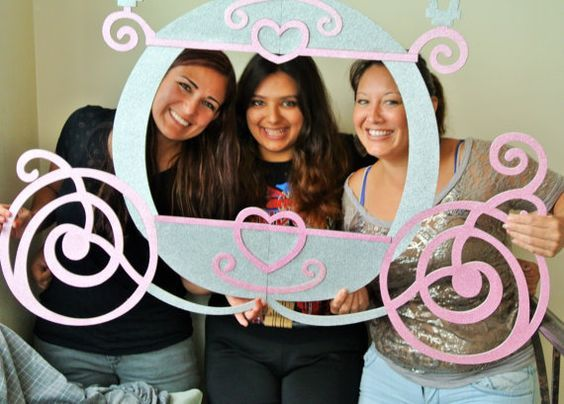 Hey, I found this really awesome Etsy listing at https://www.etsy.com/listing/237290964/princess-photo-booth-frame-mdf-and