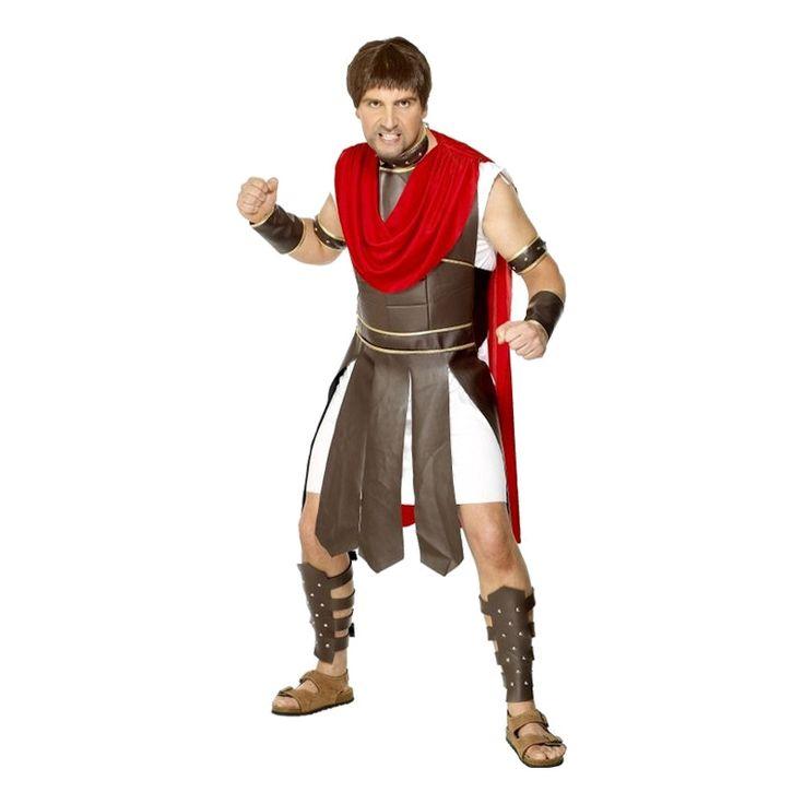 Gladiator Maskeraddräkt
