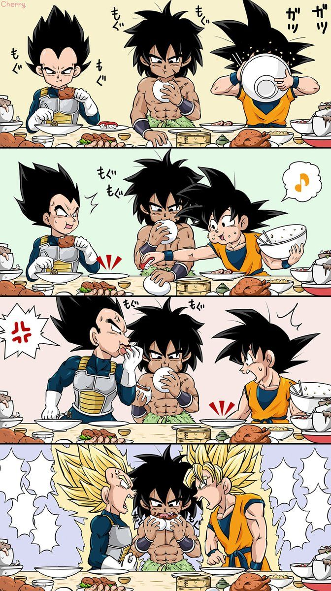Cherry On Twitter Dragon Ball Super Funny Dragon Ball Goku Anime Dragon Ball Super