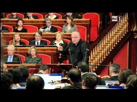 BOLERO - DANIEL OREN - CONCERTO AL SENATO 18 DICEMBRE 2011