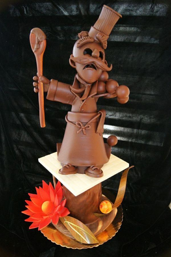 157 best le chocolat j 39 adore images on pinterest chocolats le chocolat et sculptures en. Black Bedroom Furniture Sets. Home Design Ideas