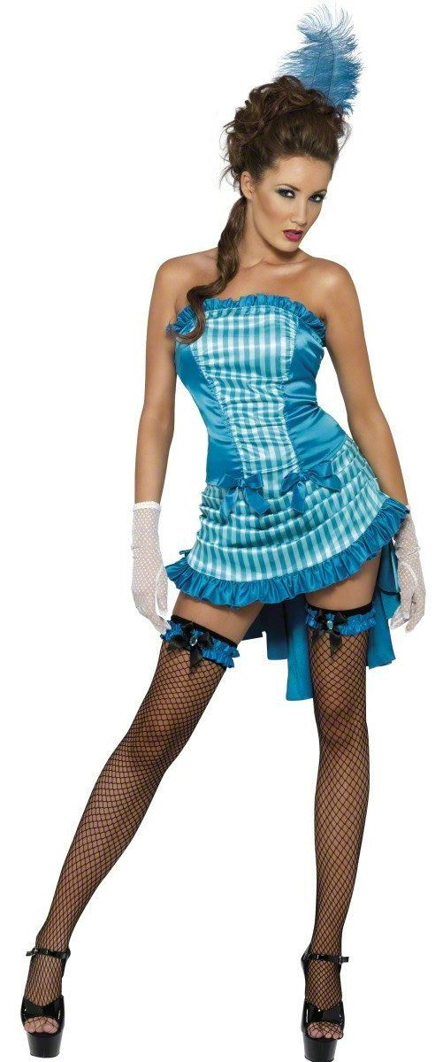 Sexy Lady Elegance Saloon Girl Costume Saloon Girl Costumes - Mr. Costumes