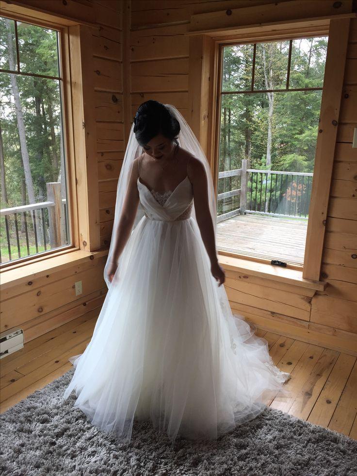 Bridal dress   #bride #bridaldress #weddingday #weddingdress