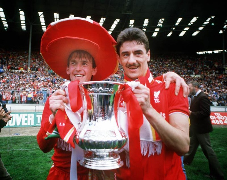 Image result for kenny dalglish 1986 cup final;