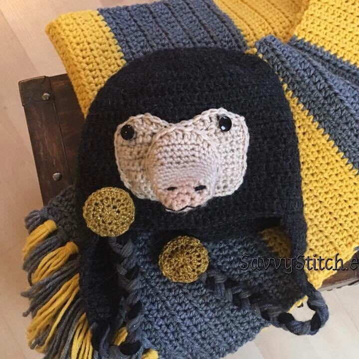 Amigurumi Niffler : 17 Best images about Crochet on Pinterest Free pattern ...