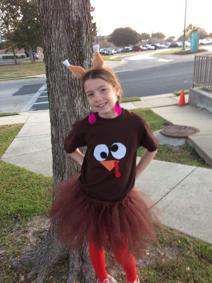 idea for turkey trot costume - Tough Girl Halloween Costumes