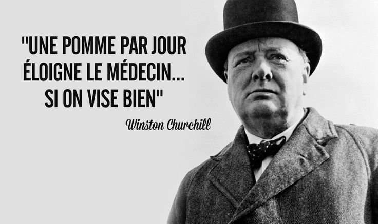 TOP 20 des citations de Winston CHURCHILL
