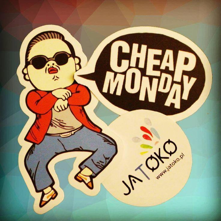 Oppa Jatoko style!  Gadżety i prezenty w poniedziałkowych rabatach :)  Przesyłka nawet za piątaka! #teamjatoko #jatokoshop #jatoko #oppa #gangnam #style #gangnamstyle #psy #prezenty #wlepki #gratis #tani #poniedziałek #happymonday #monday #yolo ;)