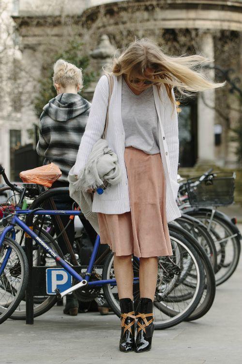 Saptamana Modei la Londra - Streetstyle (1) - Elle.ro