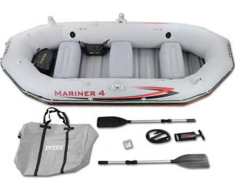 Intex Mariner 4 Inflatable Boat Only $269 (Sold Here)