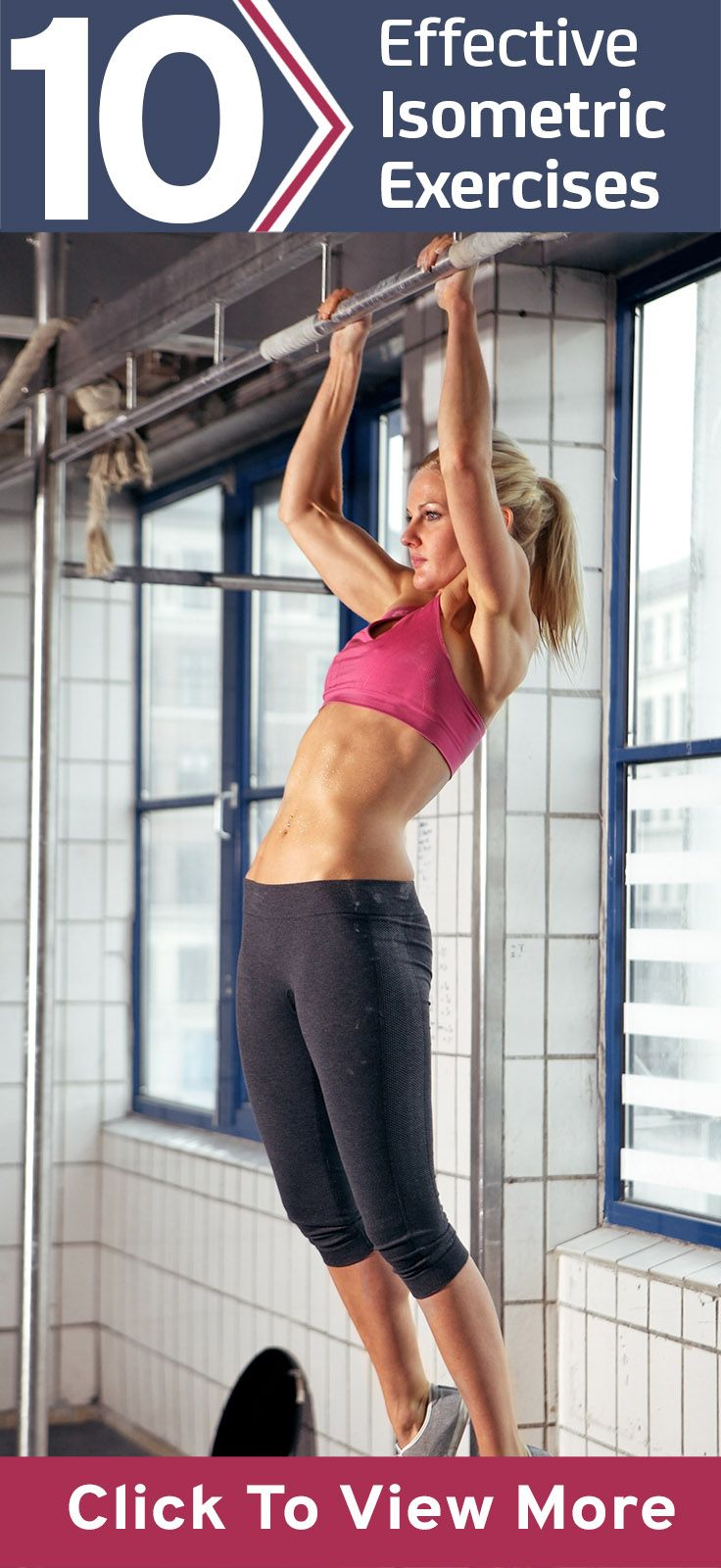 10 Effective Isometric #Exercises And Their Benefits .. #FitClub