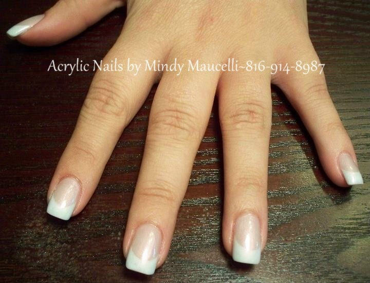 Nail Art by Mindy Maucelli located in Historic Liberty, MO.. Jesse