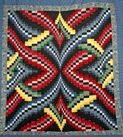 115 Best Quilted Illusions Images On Pinterest Quilting