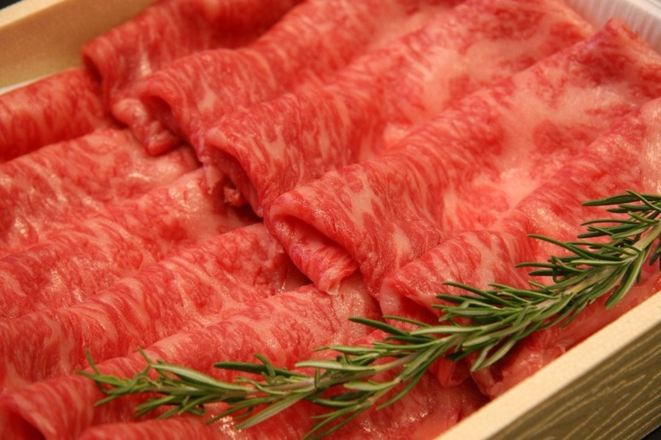 秋田由利牛-由利本荘地域で生産しているブランド牛です。  Akita Yuri beef
