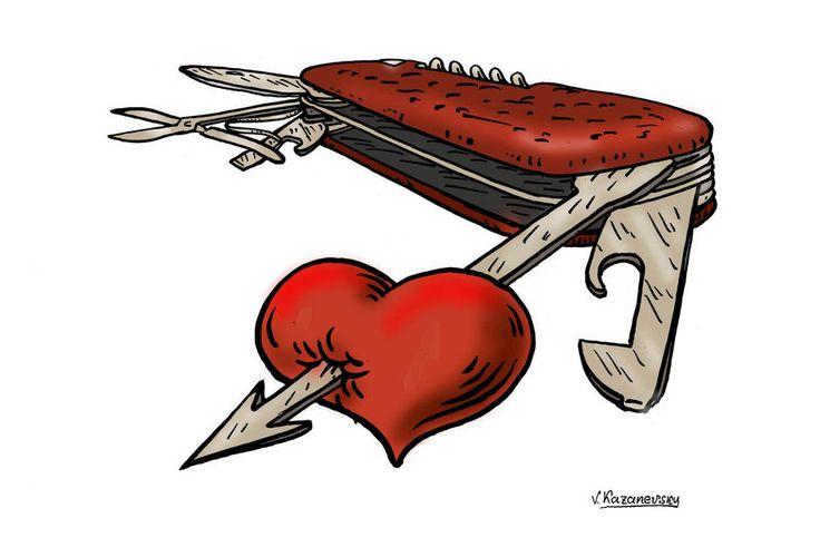 """Pour une chercheuse américaine de l'université Stanford, l'ingrédient essentiel de """"l'amour à la française"""" n'est pas le romantisme mais plutôt le plaisir sexuel, la souffrance, les liaisons extraconjugales, le papillonnage, les crimes passionnels, les désillusions et la violence."""