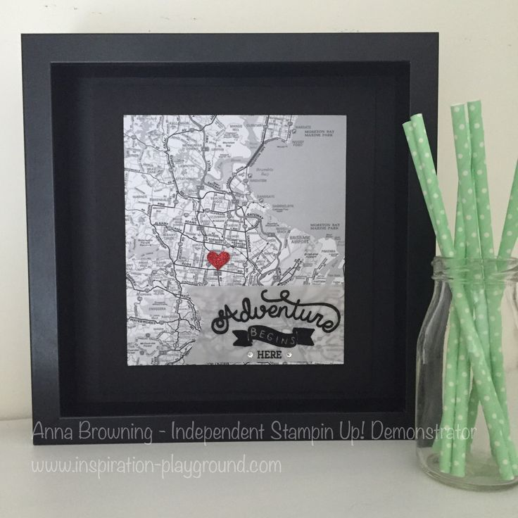 Anna Browning - Australian Independent Stampin Up! Demonstrator. Order your frame at www.inspiration-playground.com