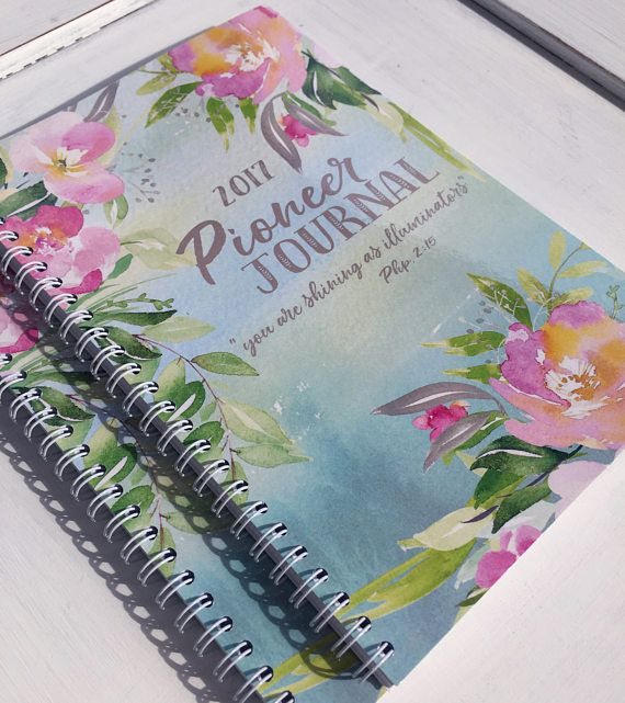 I have been so excited to release these! These journals are perfect to tote along with you to pioneer school to seperate out all sorts of key points, make lists of goals, record plans for ways to help the congregation in thefuture, even signing pages for the friends from class to write in their contact info. Take a peak at the tabel of contents to see all thats included. You can use these for school or for pioneering in general, the pages are filled with ways to organize your study and…