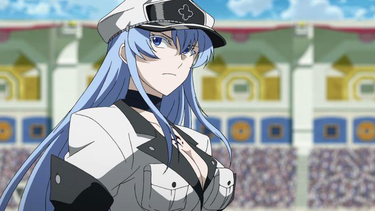 Red Eyes Sword - Akame ga KILL! - Épisode 21 : Mort au désespoir. Plus d'informations sur la série sur http://anime.kaze.fr/catalogue/red_eyes_sword