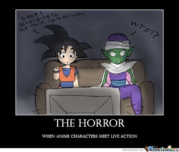 Funny Dragon Ball Z Memes : Dragon ball z memes google search rock the