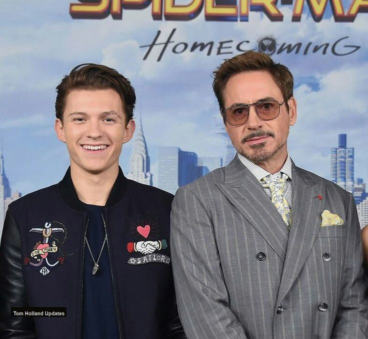 I can't wait to see these 2 in Spiderman Homecoming ♡♡