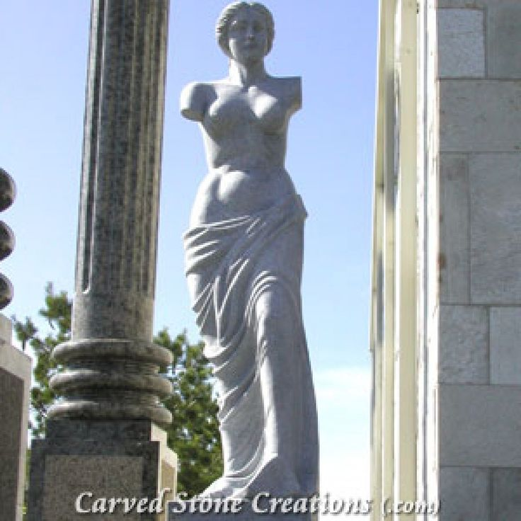 The Venus De Milo statue is considered to be the pinnacle of Greek classical sculpture and beauty. Click on the photo to learn the story behind this sculpture. #Sculpture #Statue #VenusDeMilo #Iconic #Greek #Classical