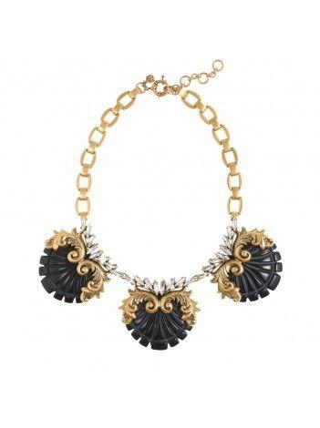 J Crew Crystal Nouveau Necklace $59