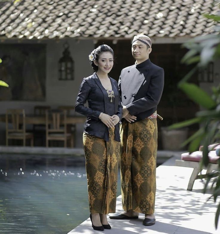Lovely javanese Couple