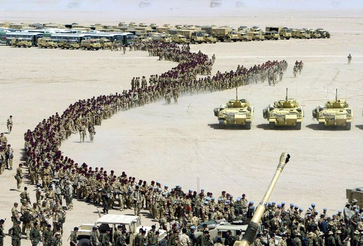 First Iraq (Gulf) War (1990)