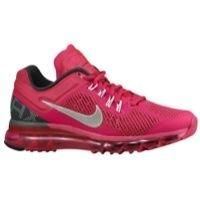Nike Air Max + 2013 - Womens - Sport Fuchsia/Anthracite/White/Reflect Silver : The Nike Air Max+ 2013 running shoe delivers maximum cushioning and flexibility with ultimate performance and... More Details