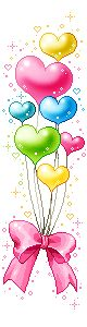 Globos de Cumpleaños Animados. Happy Birthday!