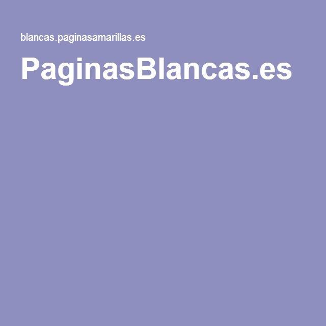 PaginasBlancas.es