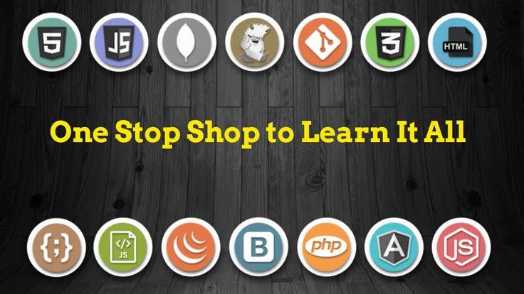 Start Learning New Technologies at Eduonix #html #css #python #jquery #java #javascript #scala #expessjs #webdevelopment #programming