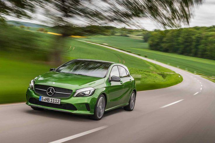 The Motorist   Mercedes-Benz A 45 AMG 381PS alle Daten und Fakten, Erfahrungen zum MY 2016. MOPF und Facelift ab Juli bestellbar