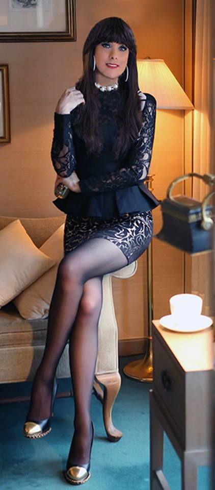 Gallery of beautiful transvestite legs — photo 3