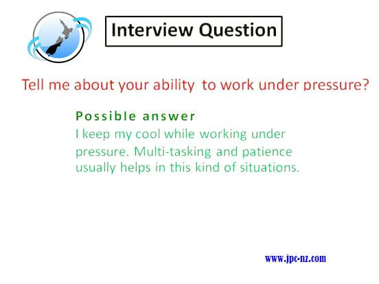 9 best Interview Question  Possible Answer images on Pinterest