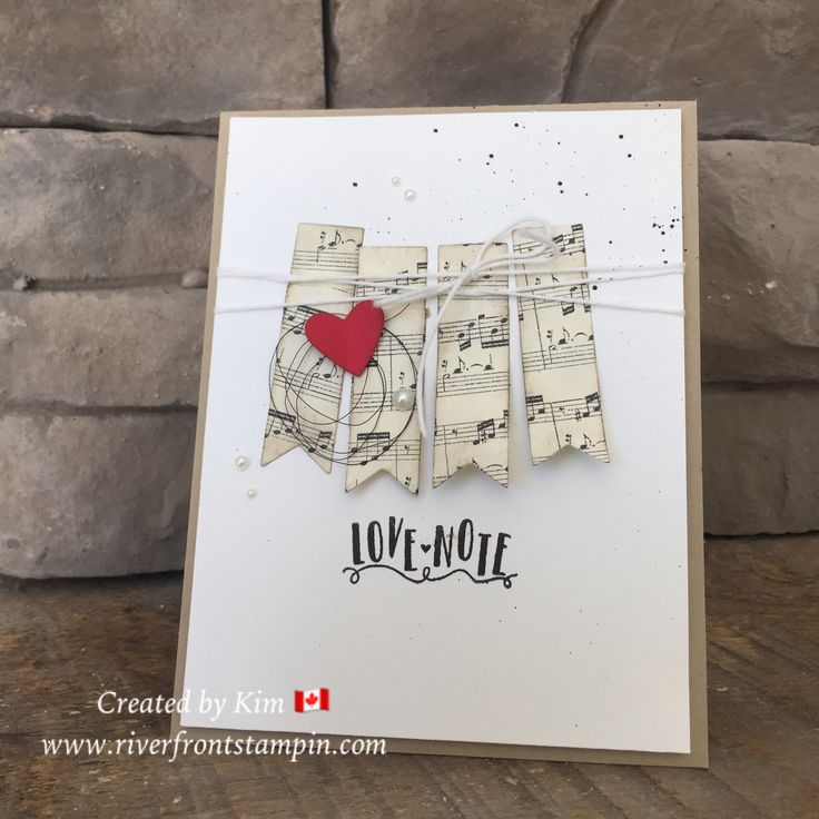 The sealed with love stamp set and coordinating framelits is a perfect combo with this Christmas designer series paper. Love notes are not just for Valentine's Day, you can treat your special someone all year long.