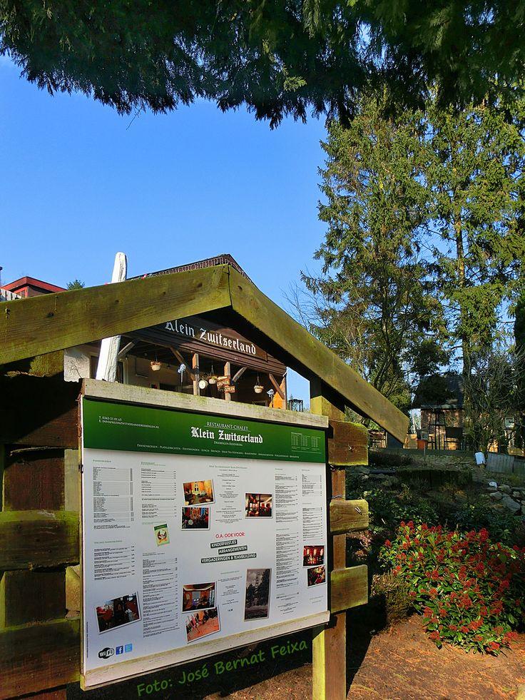 Restaurant-Chalet Klein Zwitserland, Driebergen-Rijsenburg