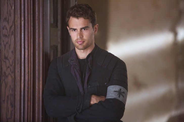 Pin for Later: Exclusive: 15 Sexy Theo James Pictures That Will Make You Swear Allegiance to Him