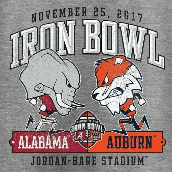 ALABAMA Football vs Auburn