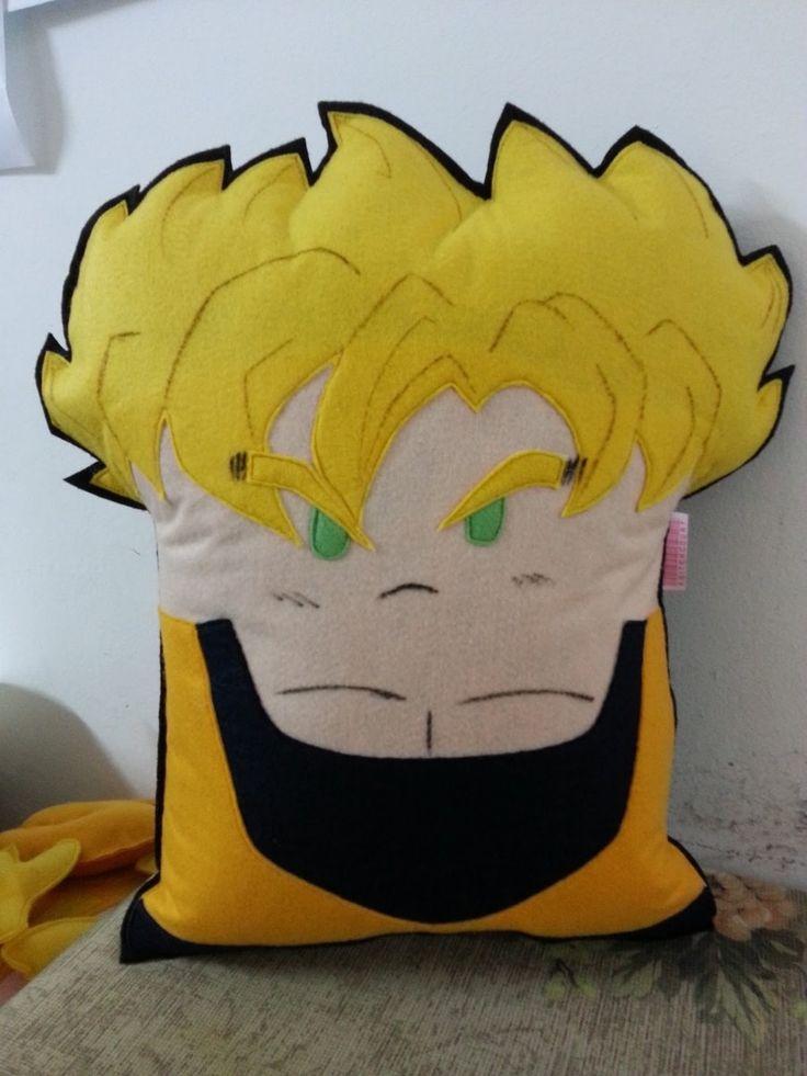 Handmade Anime Dragon Ball Z Dbz Super Saiyan Ssj Goku Fan