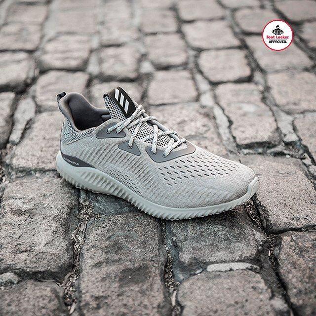 Limits don't exist. The Engineered Mesh @adidas AlphaBounce 'Tech Earth' is arriving in stores and online.  Stores: footlocker.com/launch
