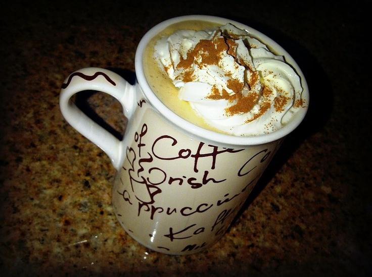 French vanilla latte vanilla latte french vanilla latte