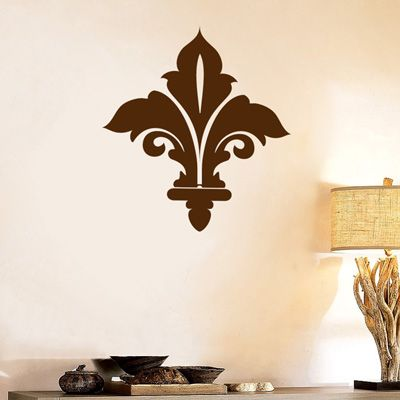 Find Decorative Wall Decals Designs And Symbols To Accent Your Home Or  Office From Dali Decals. Fleur De Lis Decals, Skylines, Shapes, Flowers, ... Part 27