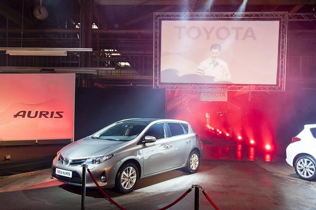 Nowa Toyota Auris