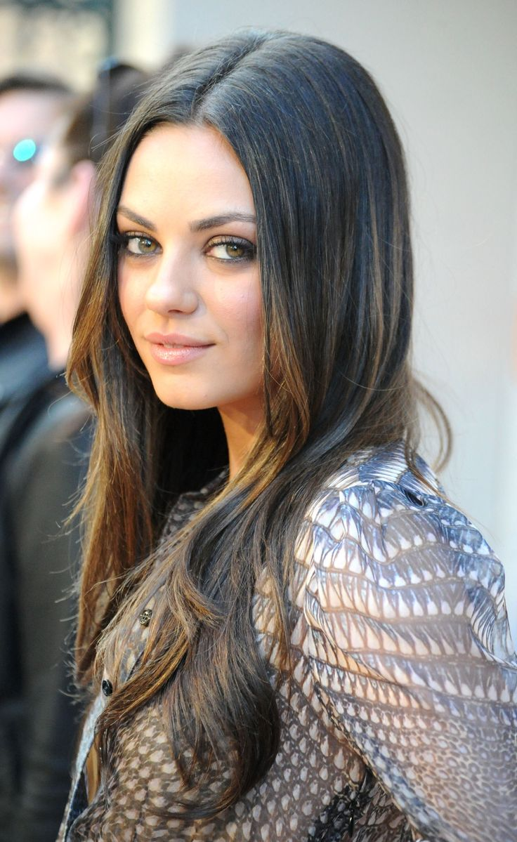 Mila Kunis.  Her sex scene with Natalie Portman in Black Swan was incredibly hot (and creepy).